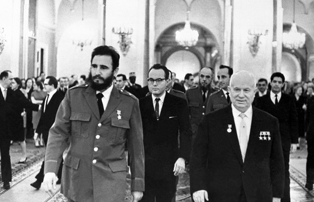 Castro Dead at Age Ninety