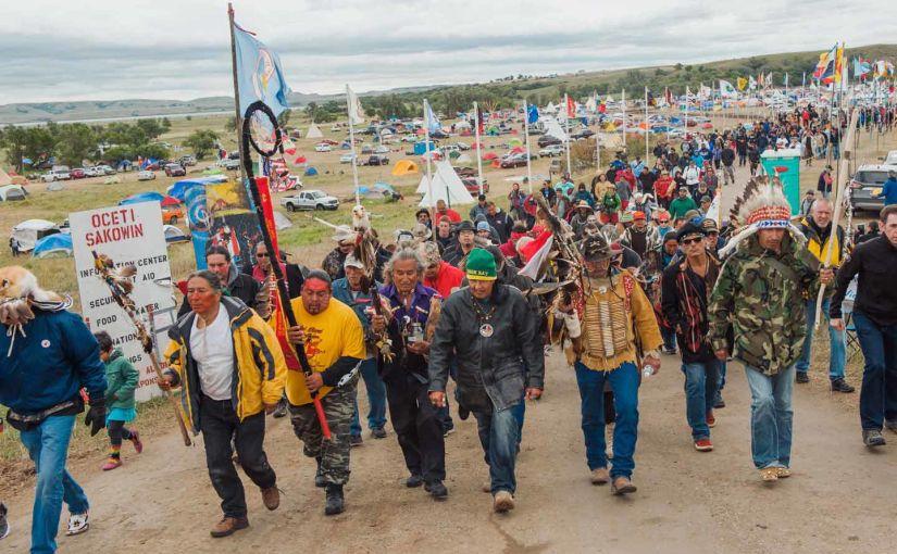 Engineers halt the construction of DAPL pipeline across StandingRock