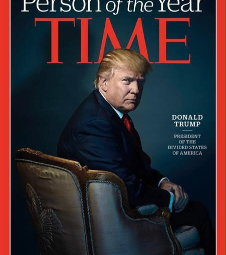 Time Magazine's Person of theYear