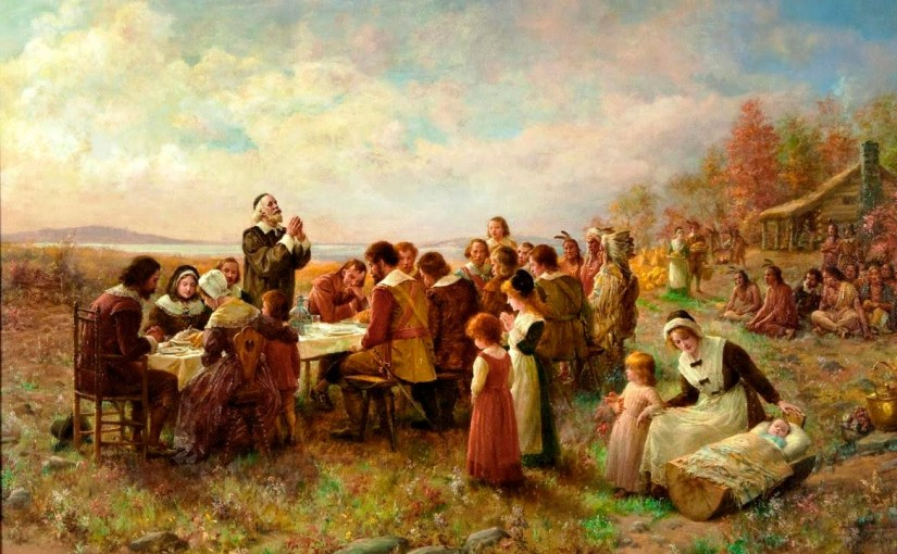 The First Thanksgiving… and DiplomaticEmpathy